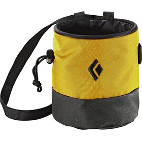 Black Diamond Mojo Zip Chalkbag S-M Ochre